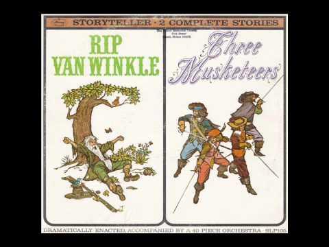 Rip Van Winkle (Mercury Storyteller SLP-105)