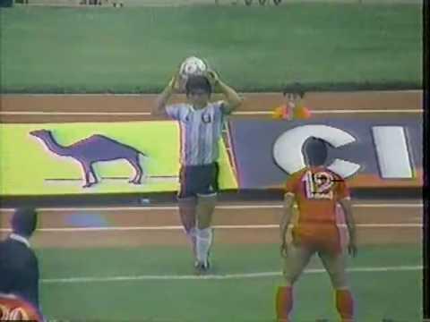 Argentina vs South Korea 1986  WC | FULL MATCH | Maradona