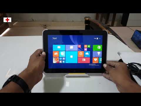 HP tablet unboxing and review (used) hindi/urdu
