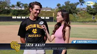 Top Recruit | SS Jack Haley - Capistrano Valley Baseball