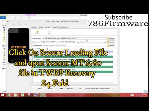 How To Root Qmobile S4 | Install Twrp - Cwm Custom Recovery On