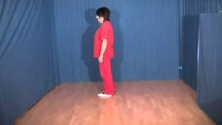 Line Dance deutsch Christmas Polka