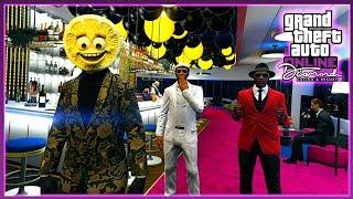 MI NUEVO ATICO EN EL CASINO DE 6.000.000 $ EN GTAV! (The Diamond Casino & Resort)