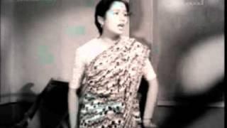 Toofan Aur Deeya (1956) - Piya Te Kahan Aa Gayo Nihara Laga Chhandi Gayo - Lata Mangeshkar.mp4