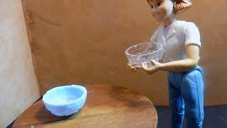 Dollhouse Miniature Bowls