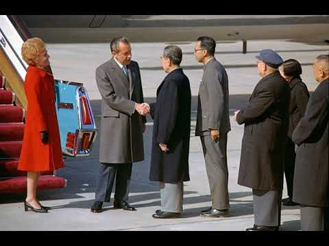 Richard Nixon's 1972 visit to China | Wikipedia audio article
