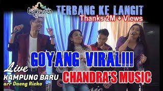Download Lagu 🔴 Goyang Fungky Bersama Chandra's Music   Live Kampung Baru   Arr Daeng Ricko   Cakak Muneh... MP3