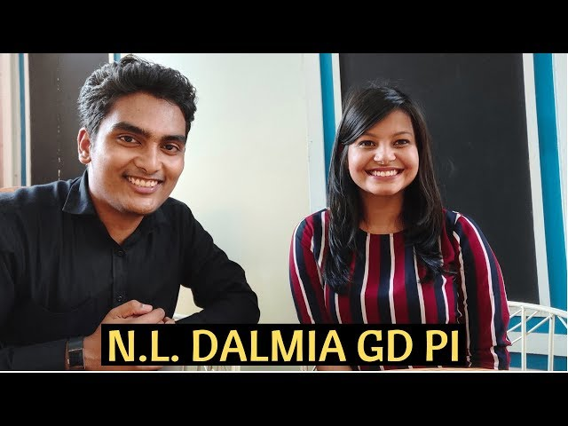 N.L. DALMIA MUMBAI PGDM GD-PI Experience + Preparation Tips by Aarzoo Khandelwal
