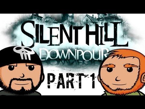 Two Best Friends Play Silent Hill Downpour Part 1