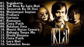 Kla Project Full Album | Yogyakarta | Tak Bisa Ke Lain Hati | Lagu Pop 90an -2000an| Katon Bagaskara