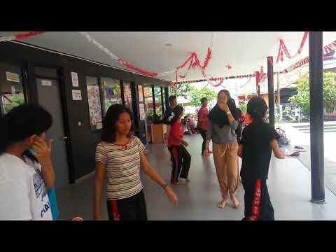 """Kegiatan lat Theater SMA N 27 Jakarta Judul  """" Literasi Linier """""""