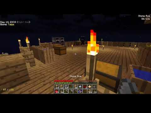 Minecraft: Sky Factory Episode 2: Precious Metals