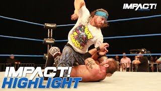 Johnny IMPACT Gets the Drop on Austin Aries | IMPACT! Highlights Sep 20, 2018