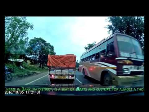 Crossing Bishnupur, Bankura