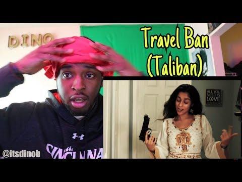iLOVEFRiDAY - TRAVEL BAN ****MUSLIM TRAP MUSIC!!!!**** | Reaction!