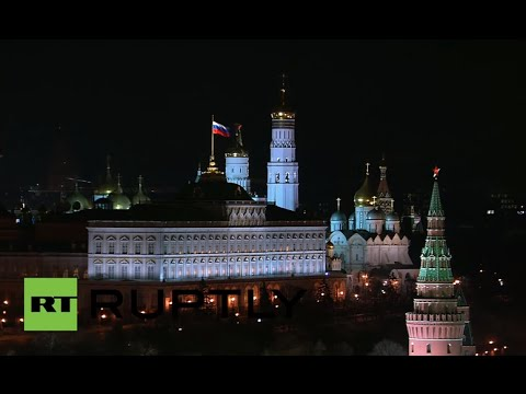 LIVE: Putin delivers New Year's Eve address in Moscow - ENGLISH AUDIO