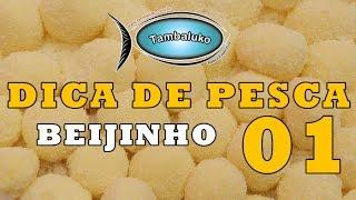 Dica de Pesca - Isca para pacús e tambacus - beijinho/dango - Tambaluko - Dicas