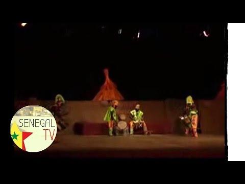 Spectacle Ballet National La Linguere Du Sénégal