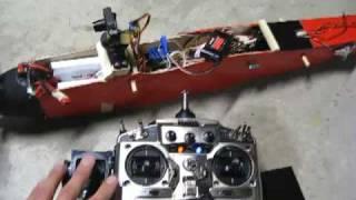 3 joystick futaba 9c for FPV