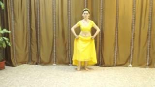 Zarema & Diana Studio. Индийские танцы. Болливуд. Онлайн-урок №2