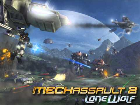 Papa Roach - Getting Away With Murder (mechassault 2)