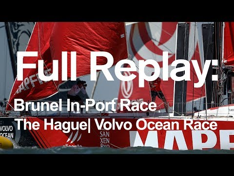 Full Replay: Brunel In-Port Race | The Hague