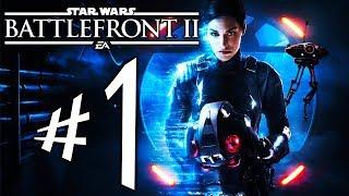 Star Wars Battlefront 2 - Parte 1: Comandante Iden Versio!!! [ PC - Playthrough ]