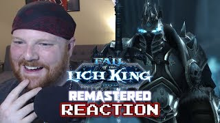 IKedit's Fall of the Lich King Remastered - Krimson KB Reacts