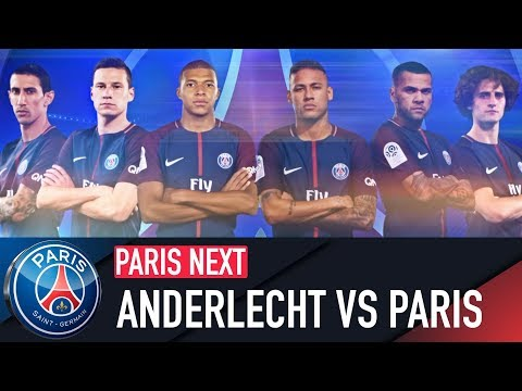 TRAILER - ANDERLECHT vs PARIS SAINT-GERMAIN