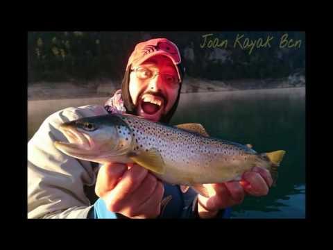 Top fishing 2016 Joan Kayak Barcelona
