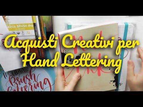 haul-per-fare-hand-lettering-&-brush-lettering-da-amazon