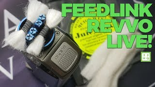 It SQUONKS! The Aspire Feedlink Revvo Kit + Winners & New Giveaway!!