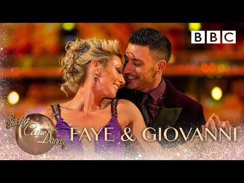 Faye Tozer & Giovanni Pernice Foxtrot to 'Just The Way You Are' by Bruno Mars - BBC Strictly 2018