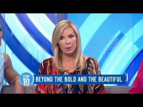 Katherine Kelly Lang on Studio 10