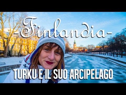 Visitare la FINLANDIA in Inverno: TURKU e il suo ARCIPELAGO
