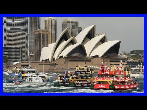 News-mcferryface: sydney ferries confirmed the name for the new harbor boat not a joke