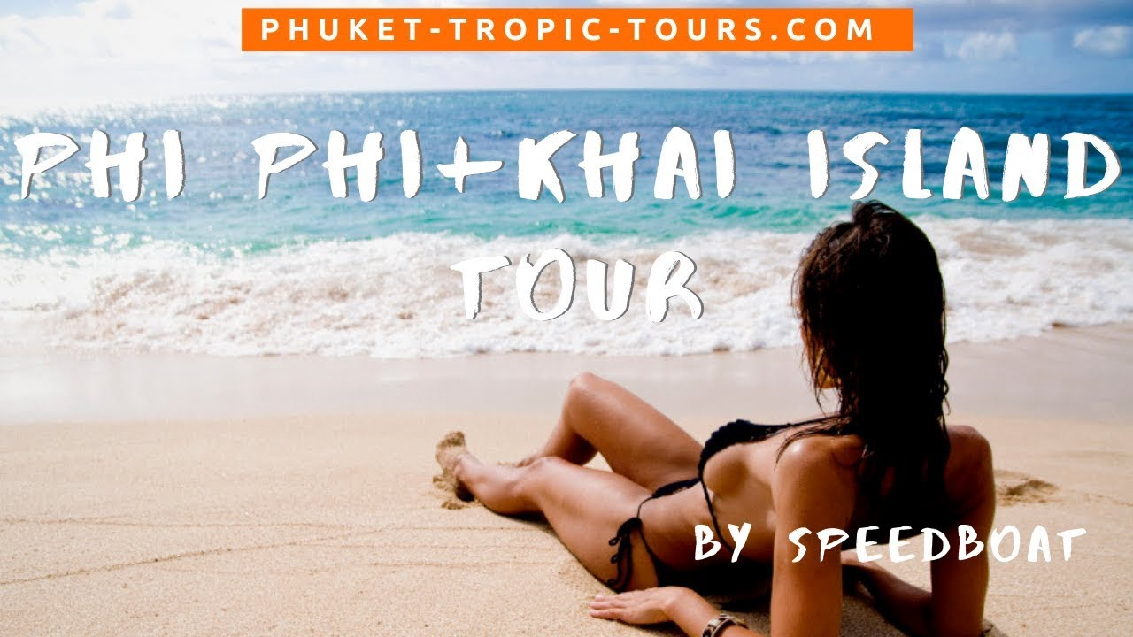 Phi Phi + Khai Island tour video overview: