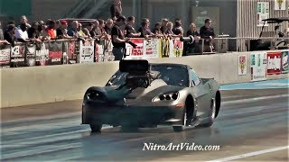 LIGHTS OUT 7 Raw Action Thursday Drag Racing Small Tire