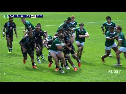 Australian Schools Barbarians vs Fiji Schools