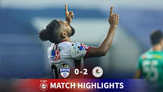 Highlights - Bengaluru FC 0-2 ATK Mohun Bagan - Match 88 | Hero ISL 2020-21