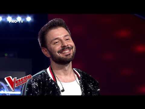 Bogdan Ioan - Can't Feel My Face | Semifinala | Vocea Romaniei 2018