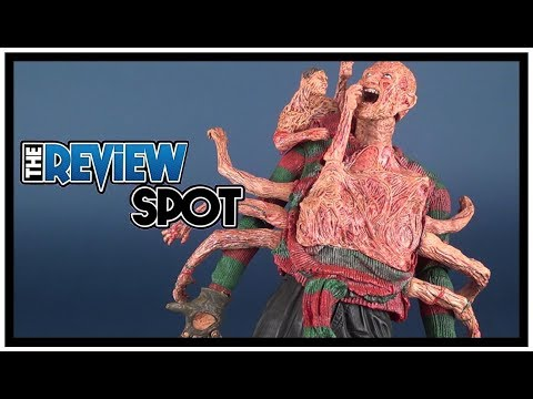 Throwback   NECA Nightmare on Elm Street 4 The Dream Master Freddy Krueger Figure