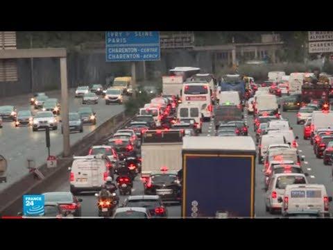 اضراب واسع لوسائل النقل العام في باريس احتجاجا على تعديل أنظمة التقاعد  - نشر قبل 24 ساعة