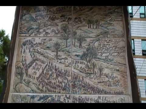 김홍도 그림 정조 어가행렬도 (Joseon dynasty king jeongjo)