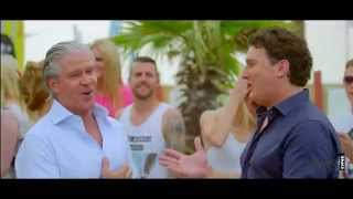 """Tino Martin & Dries Roelvink """"Plaatje Van Een Vrouw""""  (Officiële Videoclip)."""