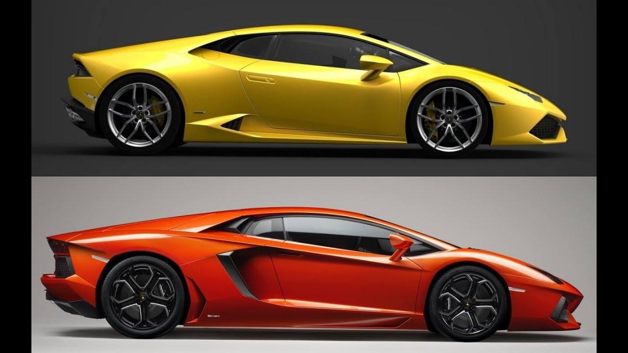 0-300 | Lamborghini Aventador LP-700 vs Lamborghini ...