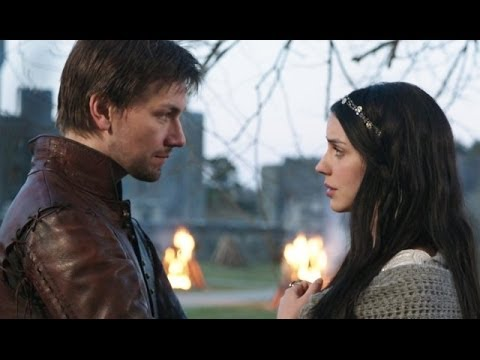 'Reign' Star Torrance Coombs On The Bash-Mary Blood Kiss