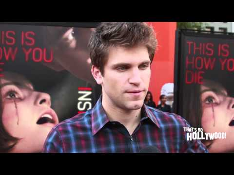 Keegan Allen can't sit through a scary movie talks new season of Pretty LIttle Liars