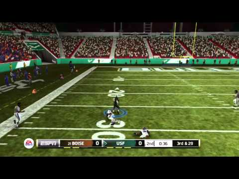 Best Possible QB Rating in NCAA Football 13