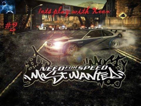Прохождение игры Need for speed Most wanted. #2 [№15 - Гонки, События и Рейтинг]